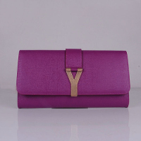 YSL 39322A purple red