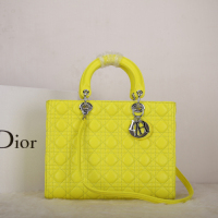 2014 Dior 44570 lemon yellow