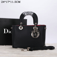 2014 Dior cow leather 0903 black