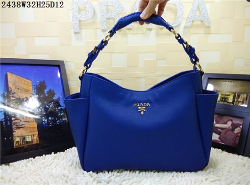 2015 Prada new model 2438 blue