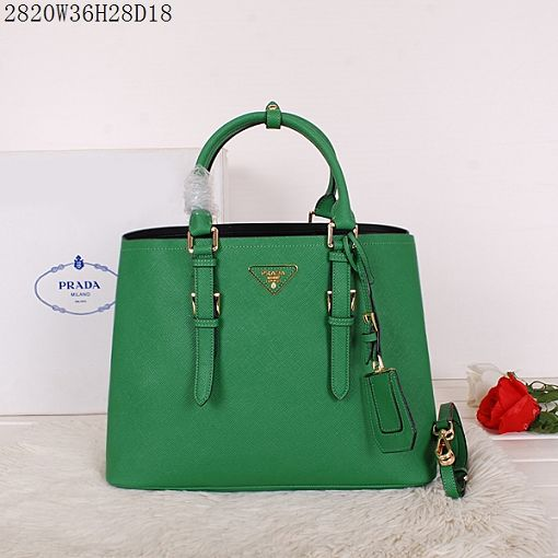 2015 Prada spring and summer new models 2820 green