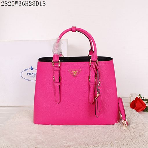 2015 Prada spring and summer new models 2820 rose