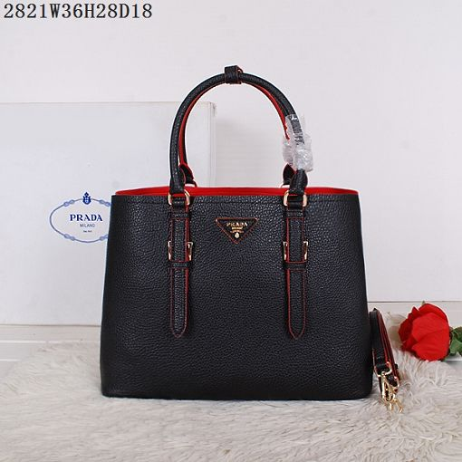 2015 Prada spring and summer new models 2821 black