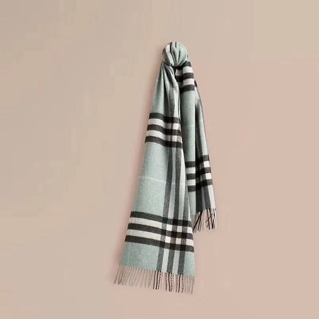 2017 top quality Burberry scarf 3096 green