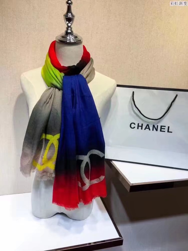 top quality Chanel scarf C919468