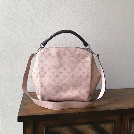 Louis Vuitton original Mahina Leather BABYLONE M50032 pink
