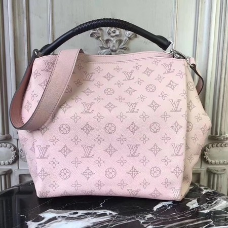 Louis Vuitton original Mahina Leather BABYLONE M50031 pink