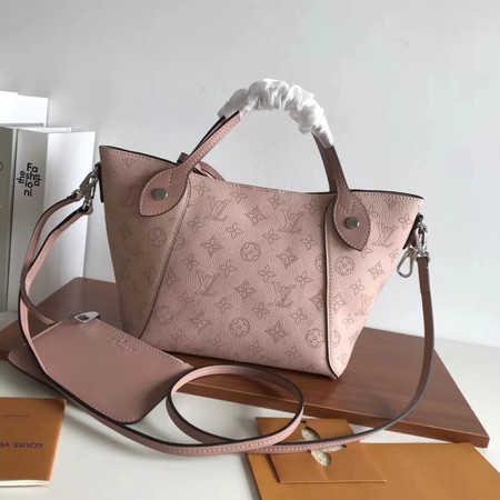 Louis Vuitton original Mahina Leather Tote Bag 54353 pink