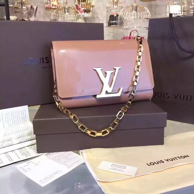 Louis Vuitton CHAIN LOUISE GM94425 Pink