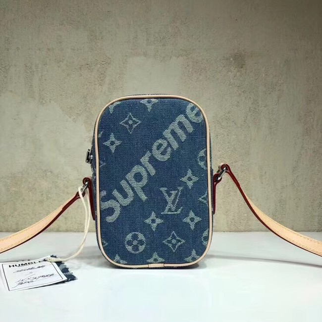 Louis Vuitton Denim M53434 blue