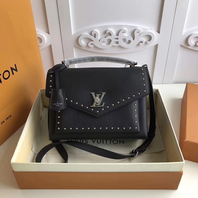 Louis vuitton original MY LOCKME M54849 black