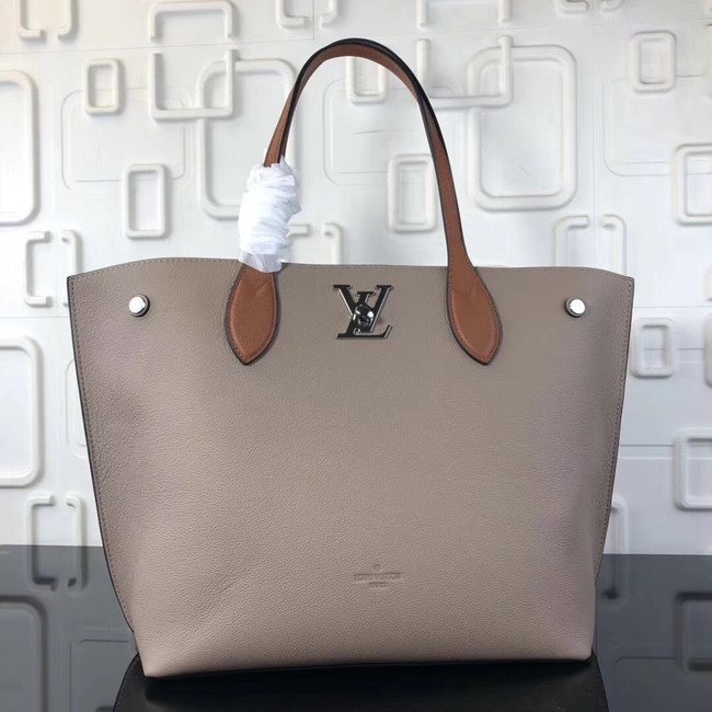 Louis vuitton original LOCKME GO M55028 Vison