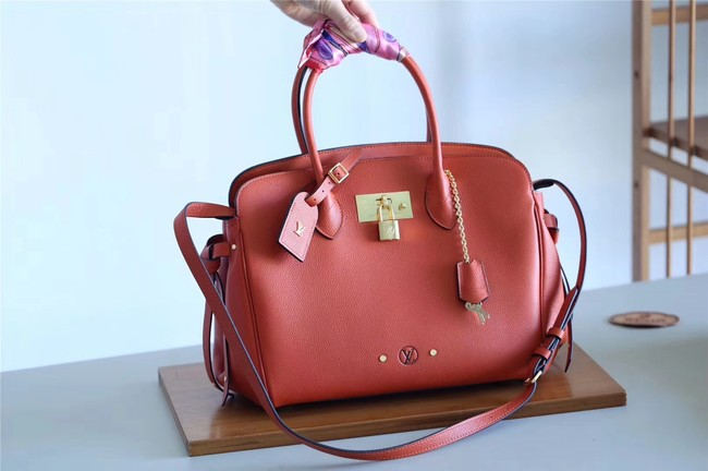 Louis vuitton original calfskin M51445 ORANGE
