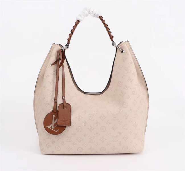Louis Vuitton CARMEL M53188 Creme