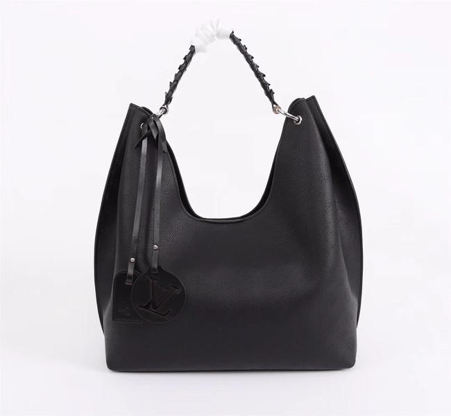 Louis Vuitton CARMEL M53188 black