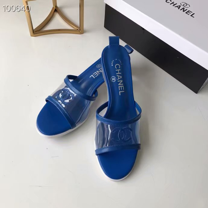 Chanel shoes CH2520JYX-5