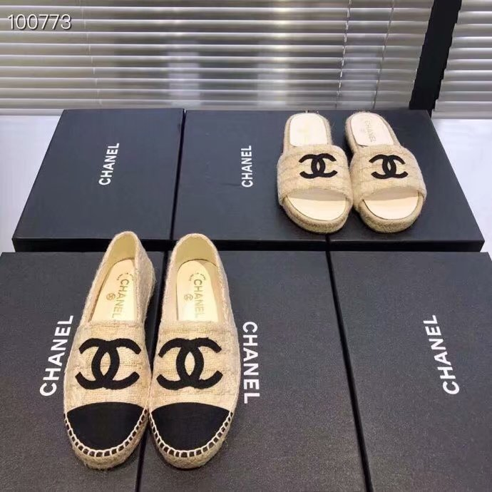 Chanel shoes CH2519LRF-2
