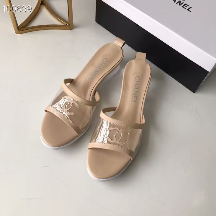 Chanel shoes CH2520JYX-1