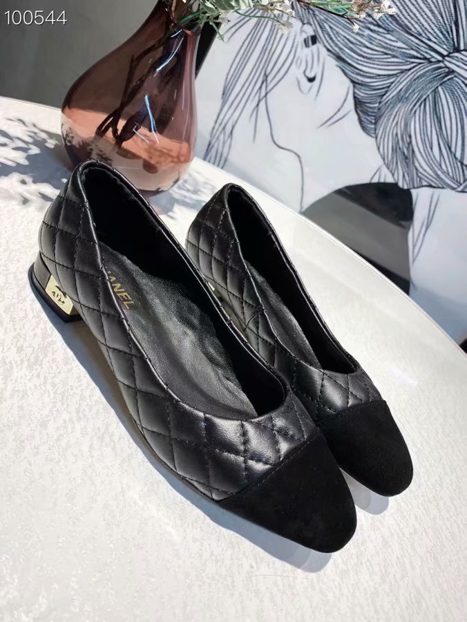 Chanel shoes CH2521YZC-1
