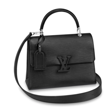 Louis vuitton original GRENELLE Small tote bag M53834 black