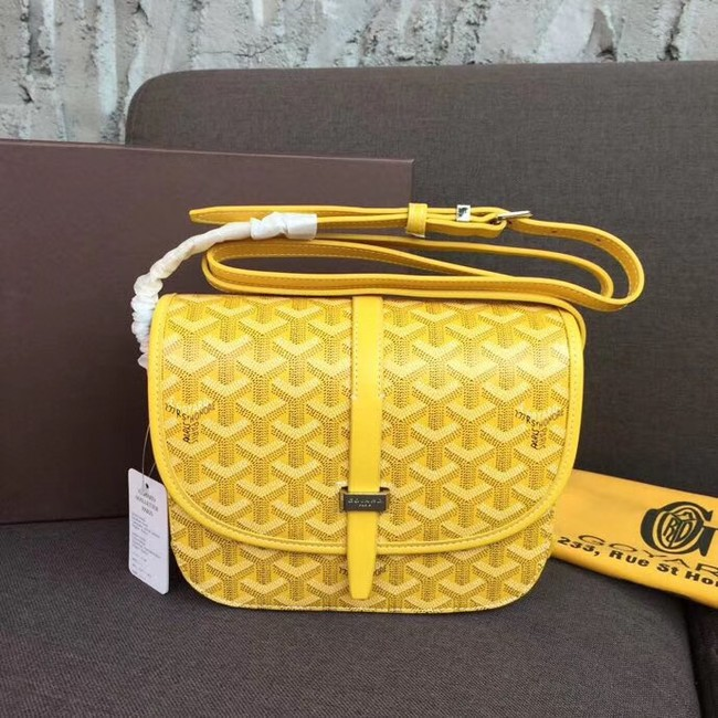 Goyard shoulder bag 36959 yellow