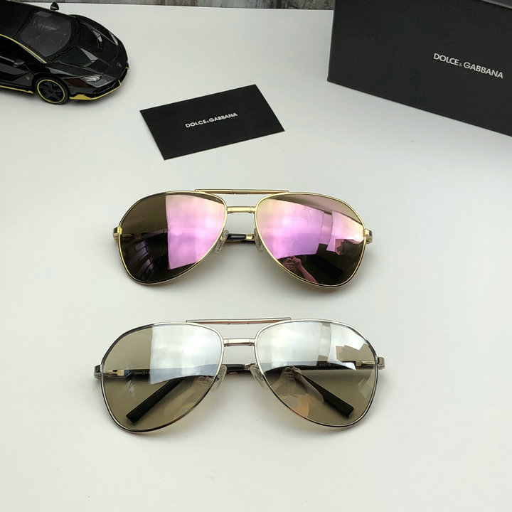 Dolce & Gabbana Sunglasses Top Quality DG5734_77
