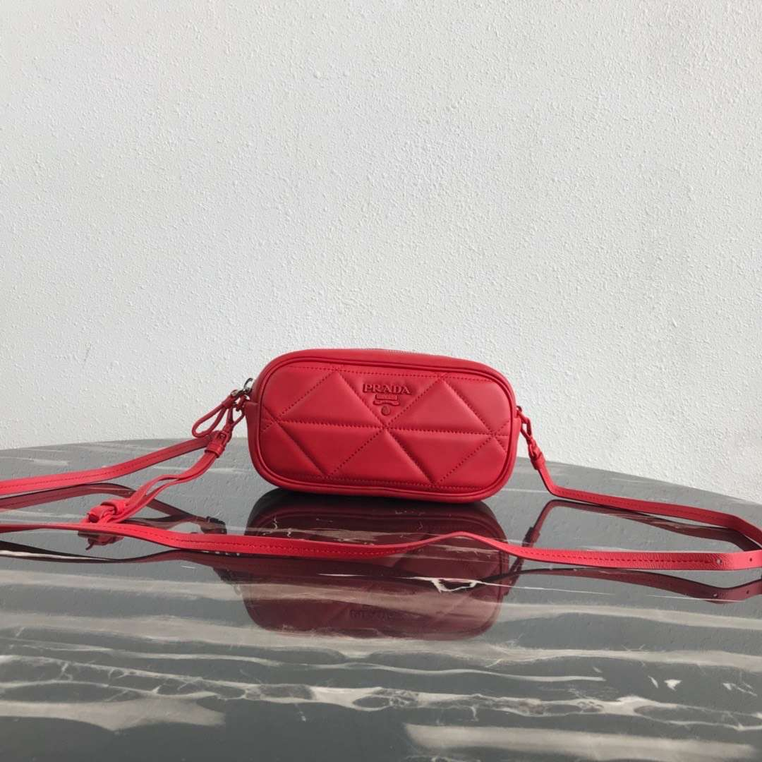Prada Spectrum mini-bag 1DH046 red