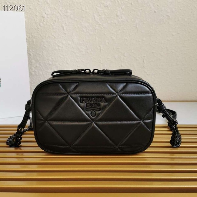 Prada Spectrum shoulder bag 1BH141 black