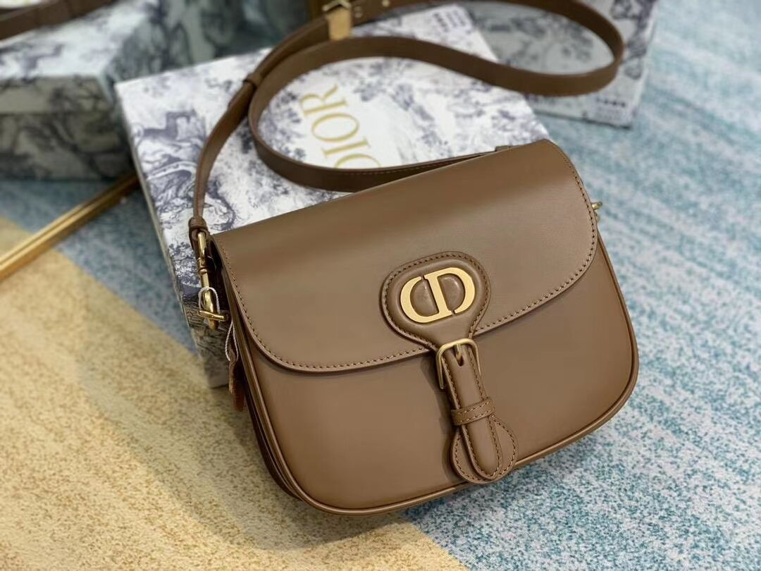 Dior SOFT CALFSKIN BAG medium C0317 Caramel
