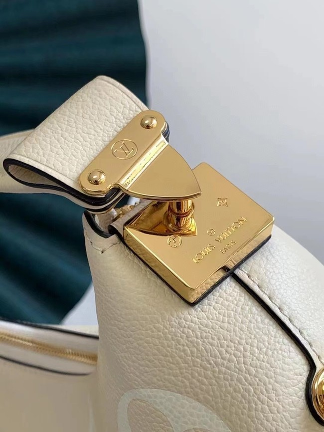 Louis Vuitton MARSHMALLOW M45698 Cream&Saffron