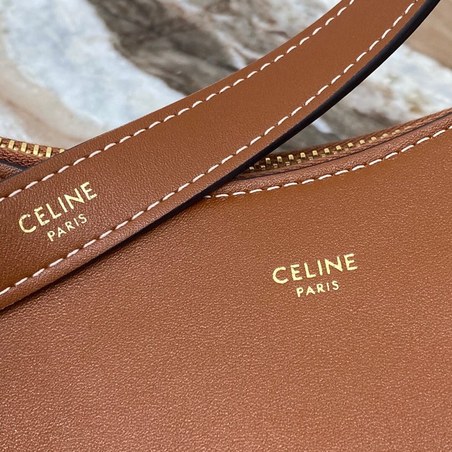 Celine AVA BAG IN SMOOTH CALFSKIN VINTAGE 193953 brown