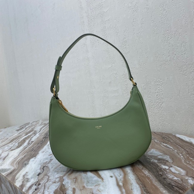 Celine AVA BAG IN SMOOTH CALFSKIN VINTAGE 193953 green