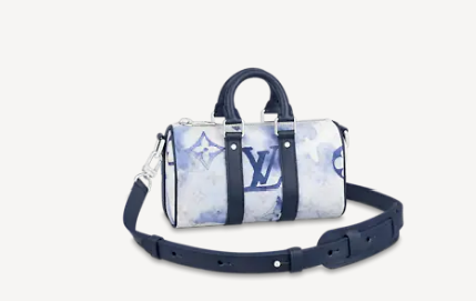 Louis Vuitton KEEPALL XS M45761 Watercolor Blue